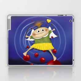 My little cupid.. Laptop & iPad Skin
