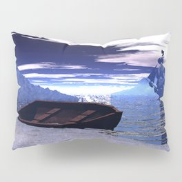 Deserted Pillow Sham