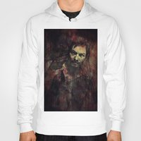 daryl dixon Hoodies featuring Daryl Dixon by Sirenphotos
