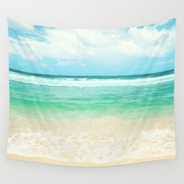 endless sea Wall Tapestry