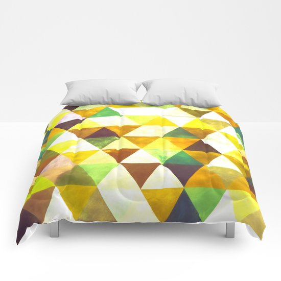Abstract #428 Comforters