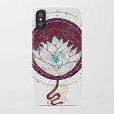 The Lotus Slim Case iPhone X