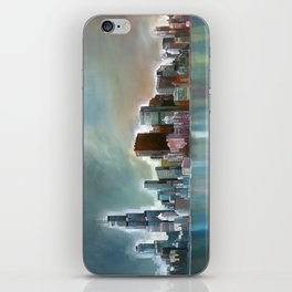 Chicago At Noon iPhone Skin