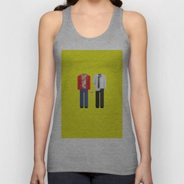 Fight Club | Famous Costumes Unisex Tank Top