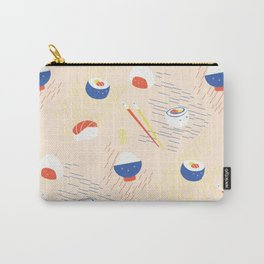 Sushi lover pattern Carry-All Pouch