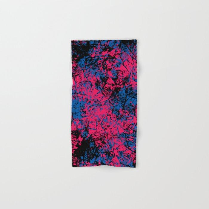 Abstract 8 Hand & Bath Towel