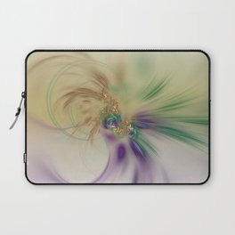 Fall Festive Fractal Laptop Sleeve
