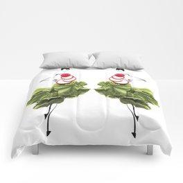 Edible Ensembles: Radish Comforters