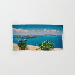 Santorini i Hand & Bath Towel
