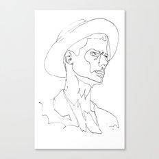 CLD9 Canvas Print