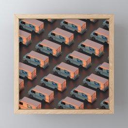 Rain or Shine Framed Mini Art Print