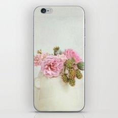 roses & berries N°4 iPhone & iPod Skin