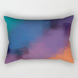 Blotch Rectangular Pillow