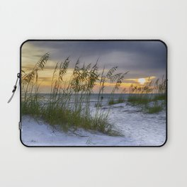 Sunset over Anna Maria Island Laptop Sleeve