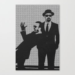 Goodbye Breaking Bad! Canvas Print