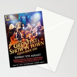 The Greatest Showman Magic Stationery Cards