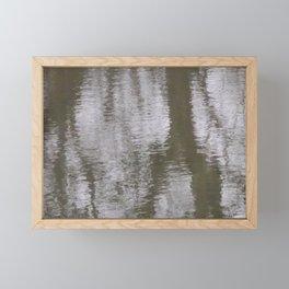 Sizzling Silver Framed Mini Art Print