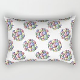 Everlasting gobstopper Rectangular Pillow