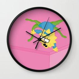 treehouse of horror ix Wall Clock