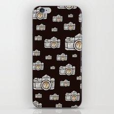 White Camera iPhone & iPod Skin