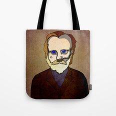 Prophets of Fiction - Frank Herbert /Dune Tote Bag