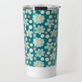 Pattern Project #27 / Summer Flowers Travel Mug