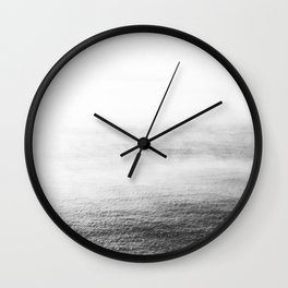 Whitewash Wall Clock