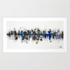 City III Art Print
