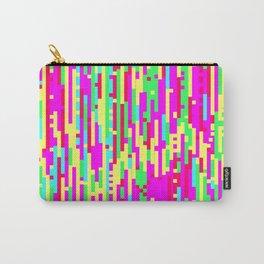Girl Glitch - Digital Glitch Art Carry-All Pouch