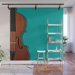 Violin Wall Mural