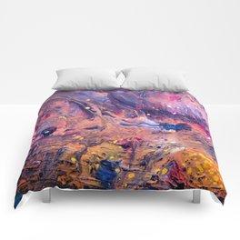 Spatial Symphony Comforters