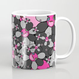 Halloween Flower nibbler #Halloween Coffee Mug