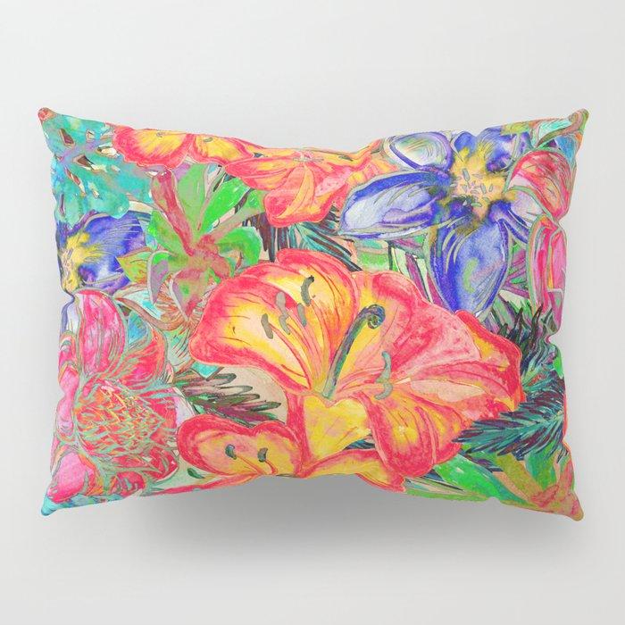 My Tropical Garden 6 Pillow Sham