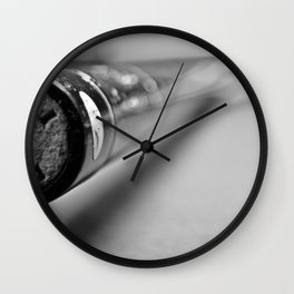 Take a Shot Wall Clock