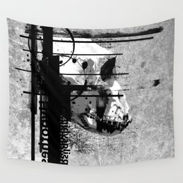 Evolution of Cognition Wall Tapestry