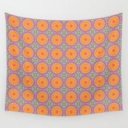 Seventy suns Wall Tapestry