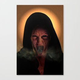 Unholy Mother Canvas Print