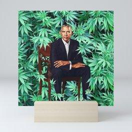 Presidential Kush Mini Art Print