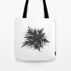 GR1N-FL0W3R (Grin Flower) Tote Bag