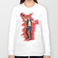 han solo Long Sleeve T-shirts featuring Han Solo by Sindhu Tngm