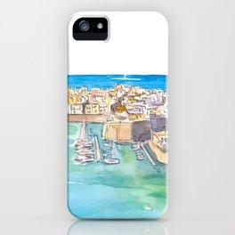 Gallipoli Pearl Of Ionian Sea In Italy iPhone Case