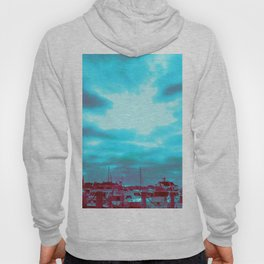 High Rise and Blue Skies Hoody