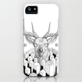 Domesticated iPhone Case