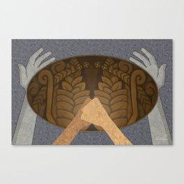 Creative Vision - (Artifact Series) Canvas Print