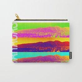 Caracas de colores Carry-All Pouch