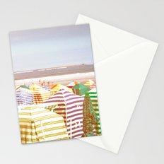 Escondidos en el cambiador Stationery Cards