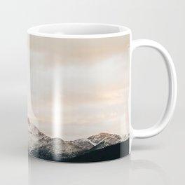 Sunset on Trail Ridge Coffee Mug