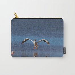 Gather at the River I Carry-All Pouch