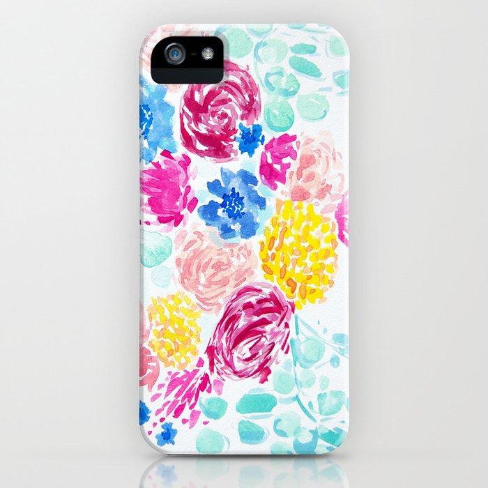 Kelley's Garden iPhone Case
