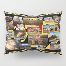"""Puppy Love"" Pillow Sham"